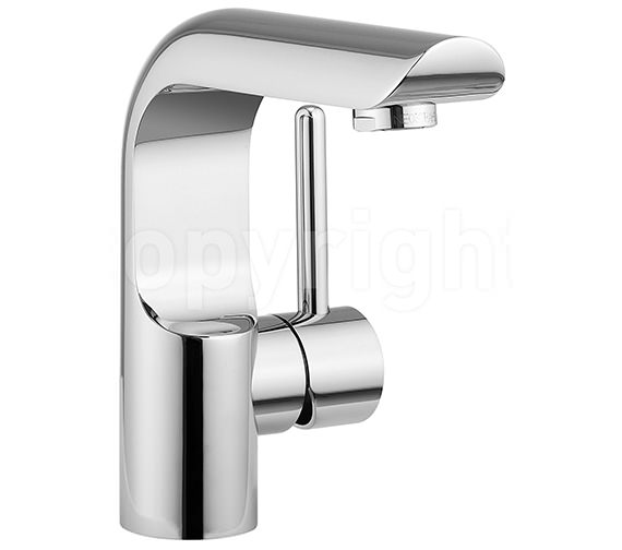 Crosswater Elite Monobloc Basin Mixer Tap Chrome - EL110DNC