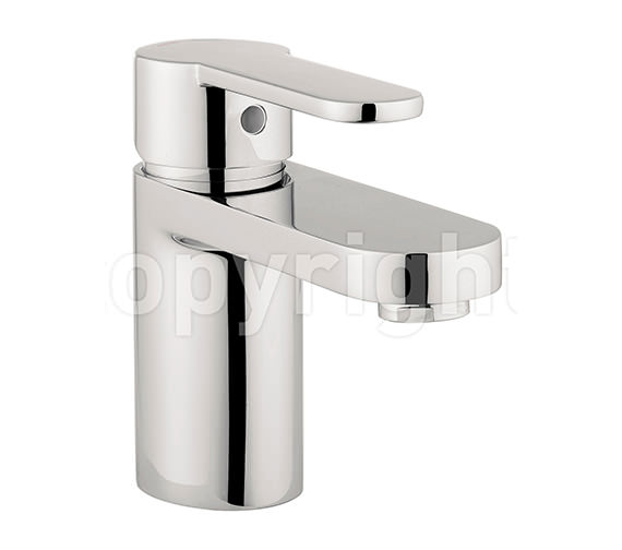 Crosswater Central Monobloc Basin Mixer Tap Chrome - CE110DNC