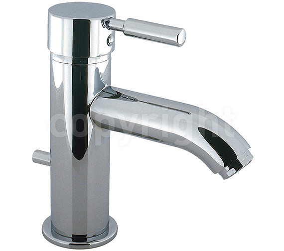 Crosswater Design Monobloc Basin Mixer Tap With Pop Up Waste