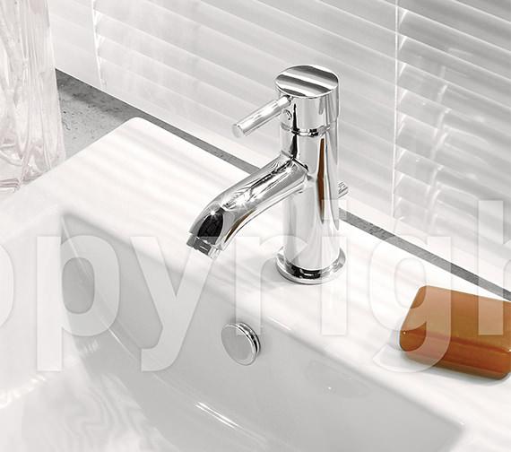 Alternate image of Crosswater Design Monobloc Basin Mixer Tap