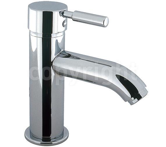 Crosswater Design Monobloc Basin Mixer Tap Chrome - DE110DNC