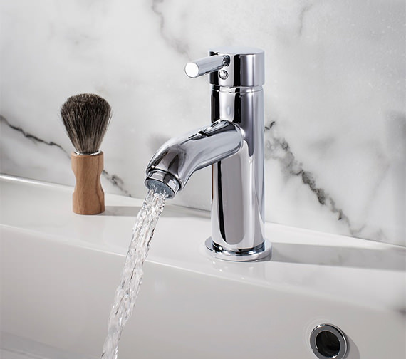 Crosswater Design Monobloc Basin Mixer Tap - DE110DNC