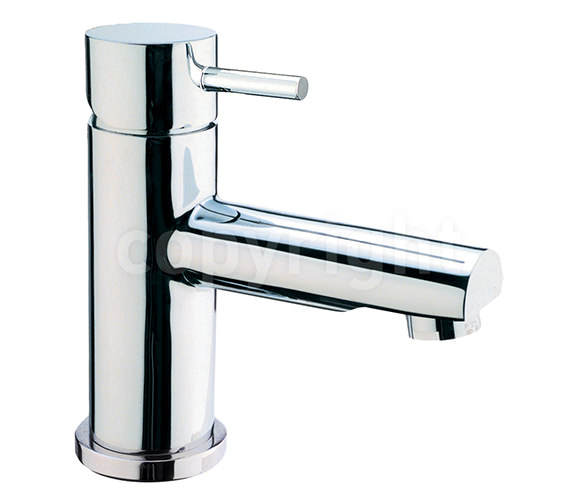 Crosswater Kai Lever Monobloc Basin Mixer Tap With Pop-Up Waste