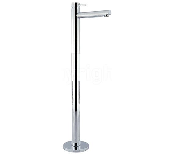 Crosswater Kai Lever Monobloc Floor Standing Bath Filler Tap