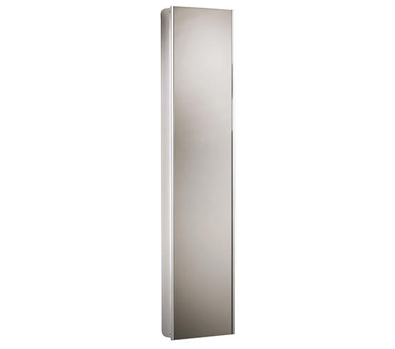 Roper Rhodes Ascension Reference Tall Mirror Door Wall Cabinet 315mm