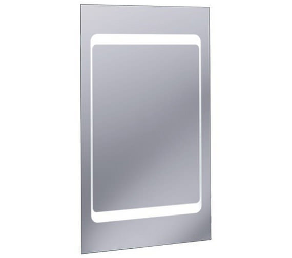 Bauhaus Linea Back Lit Mirror 600 x 1000mm
