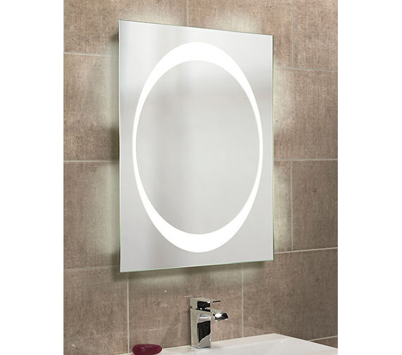 Roper Rhodes Clarity Equator Backlit Mirror - MLB260