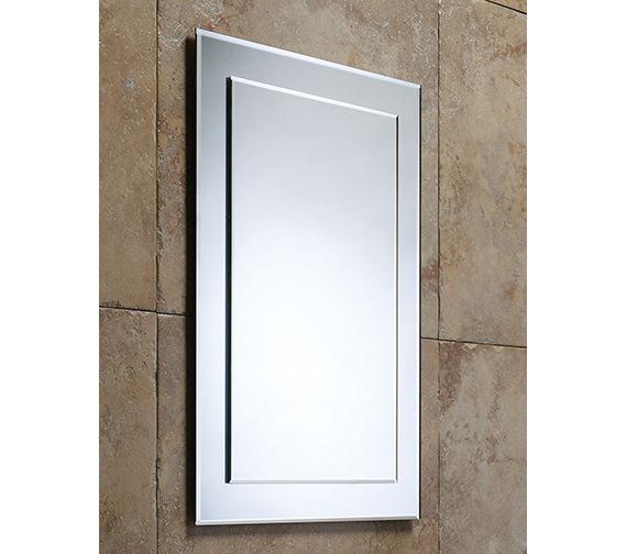 Roper Rhodes Elle Bevelled Mirror on Mirror - MPS403