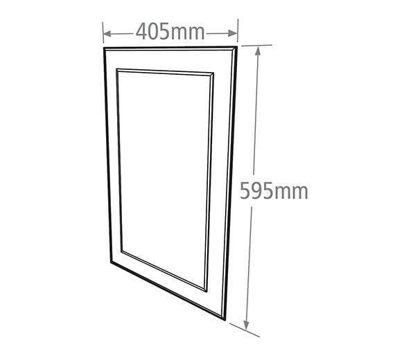 Technical drawing QS-V38549 / MPS403