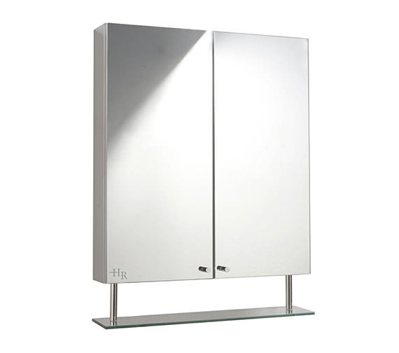 Hudson Reed Dakota Double Mirror Cabinet 780mm - LQ316