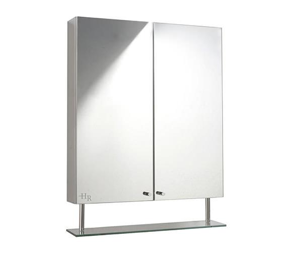 Hudson Reed Dakota Double Mirror Cabinet 780mm - LQ316