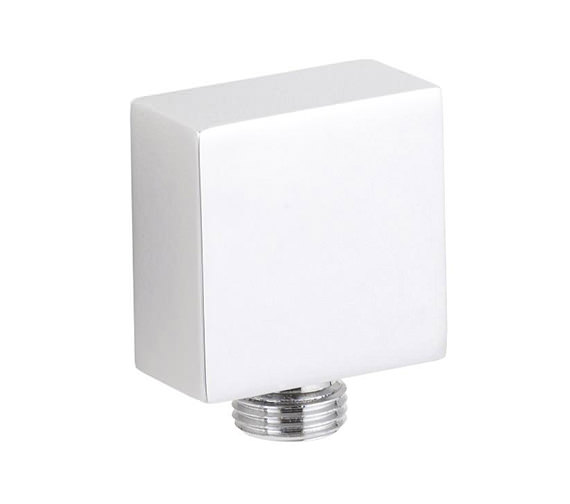 Hudson Reed Square Outlet Elbow - A3245