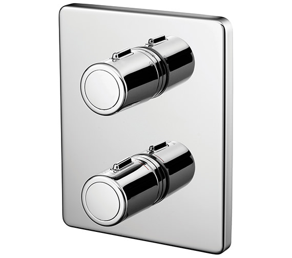 Ideal Standard Attitude Shower Valve Faceplate And Handles