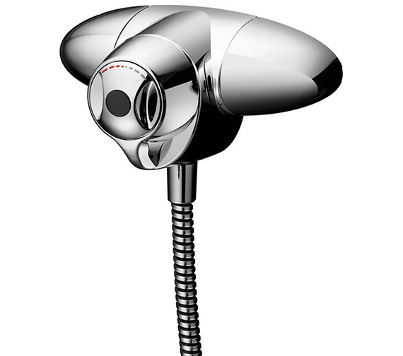 Ideal Standard Trevi CTV Exposed Thermostatic Shower Valve - A3101AA