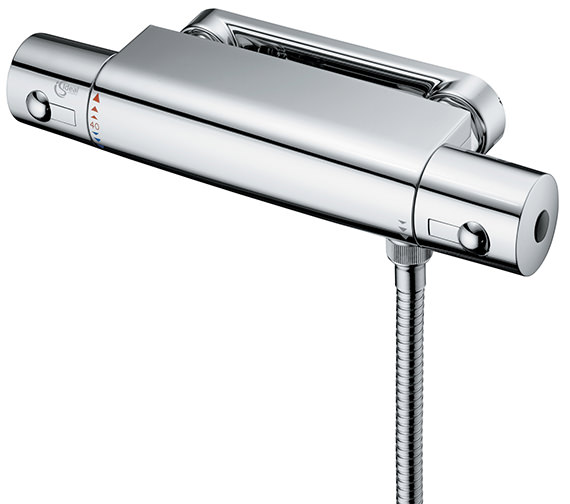 Ideal Standard Alto Ecotherm Exposed Bar Shower Valve - A4740AA