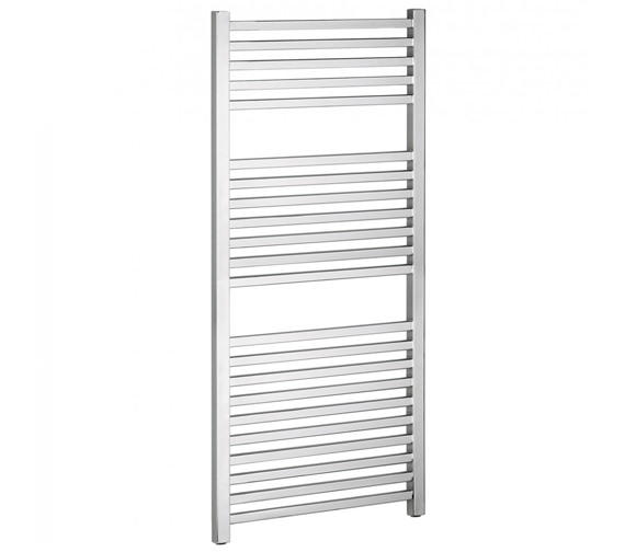 Bauhaus Magnum Chrome Straight Towel Rail 500 x 1110mm - MG50X111C