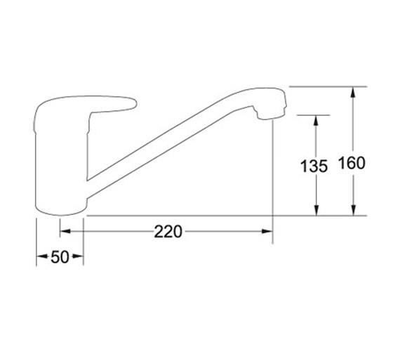 Technical drawing QS-V38811 / 1150049958