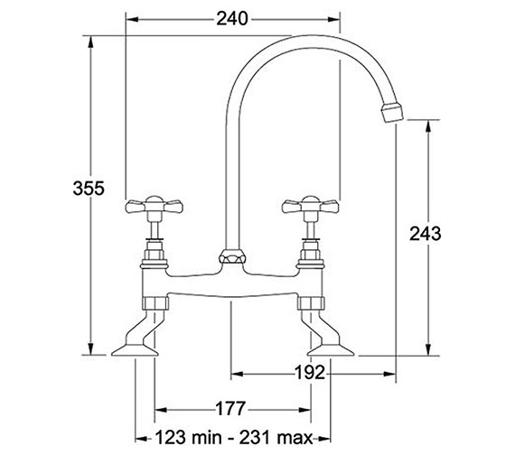 Technical drawing QS-V38816 / 1150049960