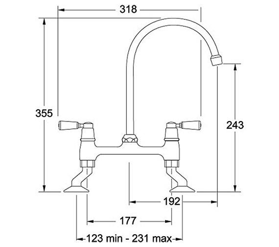 Technical drawing QS-V38823 / 1150049962
