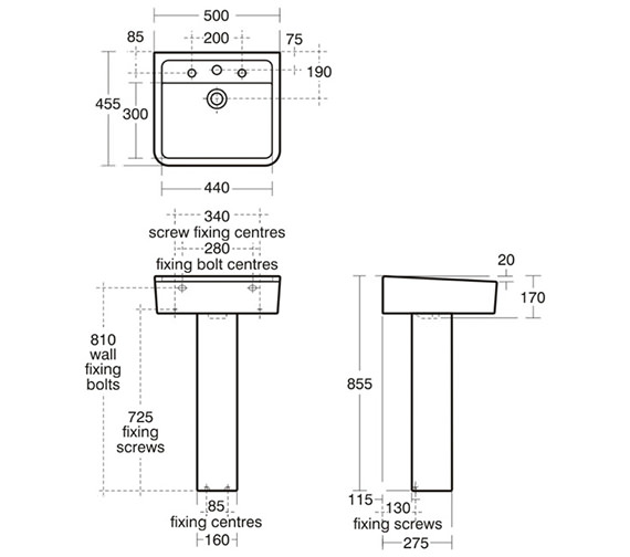 Technical drawing QS-V39078 / E122401