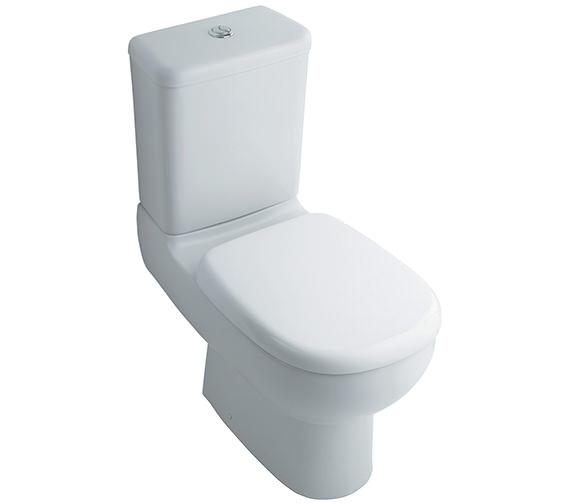 Ideal Standard Jasper Morrison Close Coupled WC Suite 705mm