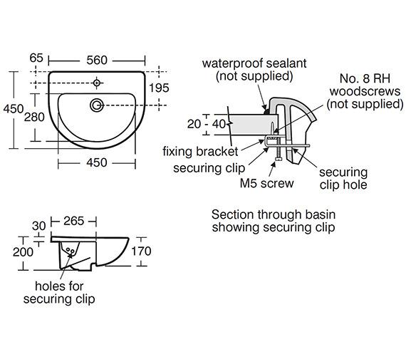 Technical drawing QS-V39131 / E304701