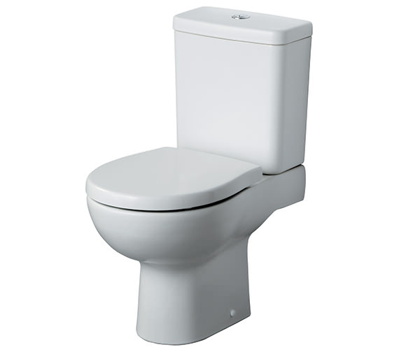 Ideal Standard Create Close Coupled WC Pan 650mm With Cistern
