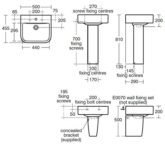 Technical drawing QS-V39143 / E310001