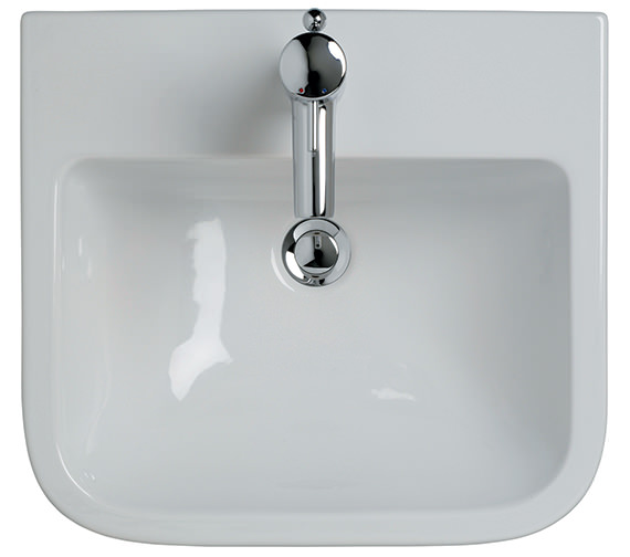 Ideal Standard Create Square 500mm Semi Countertop Basin - E310201