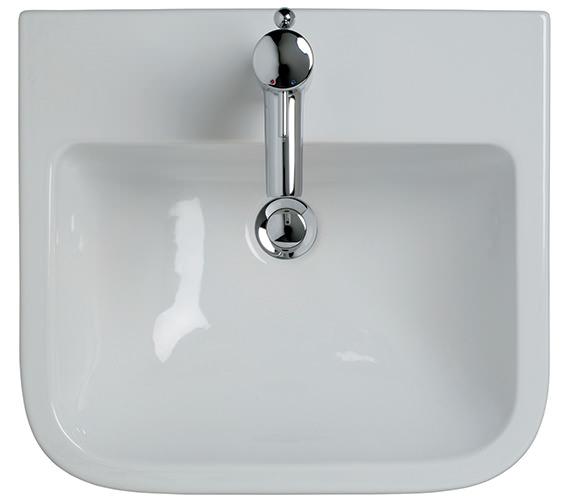Ideal Standard Create Square 500mm Semi Countertop Basin - E310201