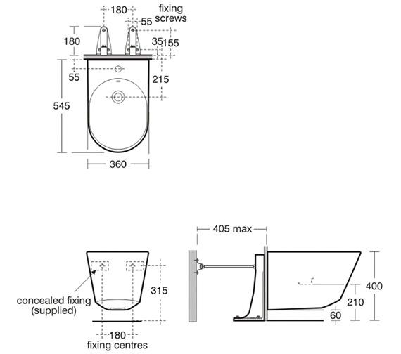 Technical drawing QS-V39160 / K505001