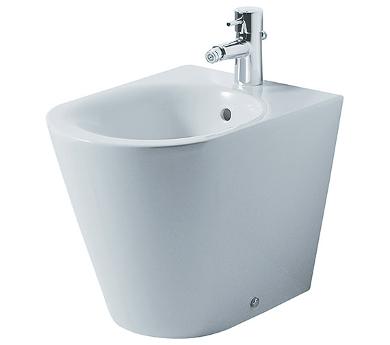 Ideal standard tonic back to wall bidet 545mm k506001 for Ideal standard liuto bidet