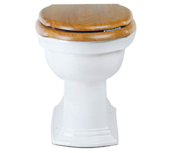 Imperial Westminster Back To Wall WC Pan - WM1BC01030