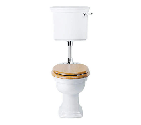 Imperial Westminster Pan And Low Level Cistern 695mm - WM1WC01030