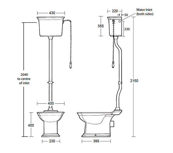 Technical drawing QS-V39224 / WM1WC01030