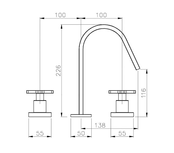 Technical drawing QS-V39236 / AB1069