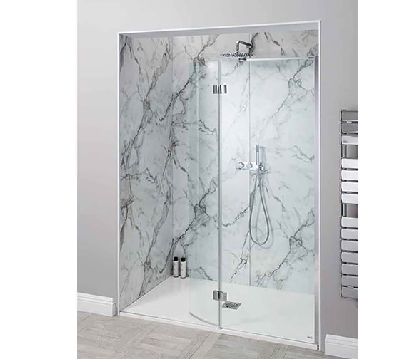 Simpsons Design View Walk In Easy Access Shower Enclosure 1700mm