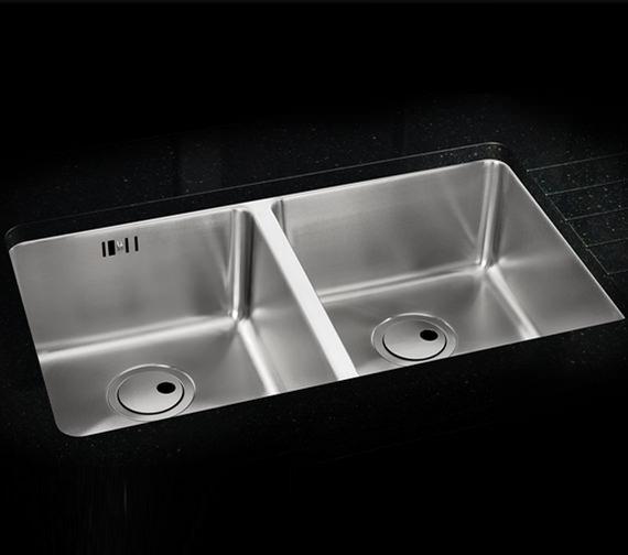 Abode Matrix R25 2.0 Bowl Kitchen Sink - AW5006