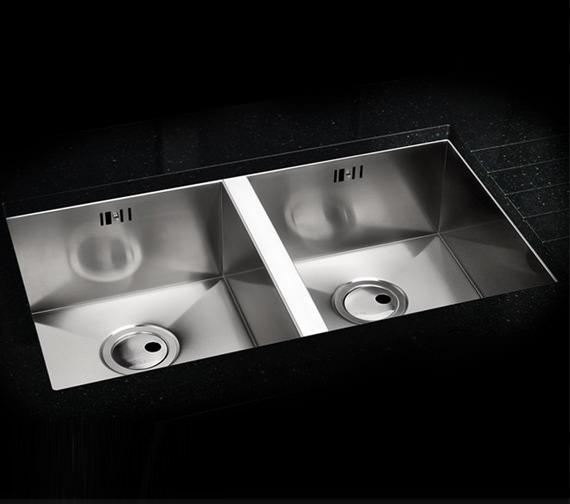 Abode Matrix R0 2.0 Bowl Kitchen Sink - AW5012