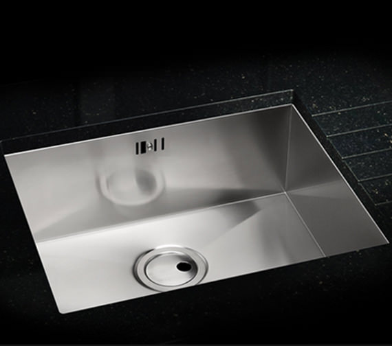 Additional image of Abode Matrix R0 1.0 Large Bowl Kitchen Sink - AW5009
