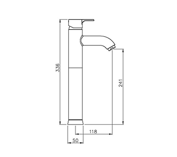 Technical drawing QS-V39338 / AB1159