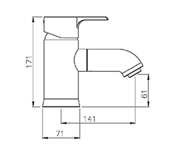 Technical drawing QS-V39356 / AB1162