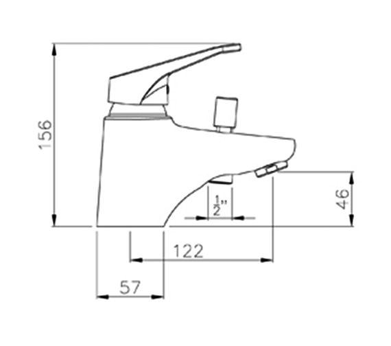 Technical drawing QS-V39362 / AB1220