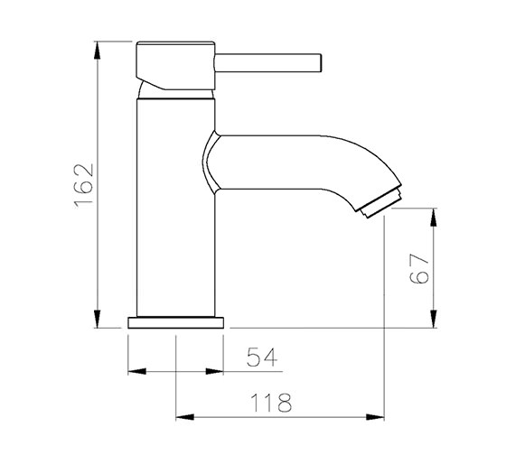 Technical drawing QS-V39368 / AB1183
