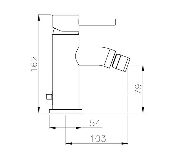 Technical drawing QS-V39369 / AB1190