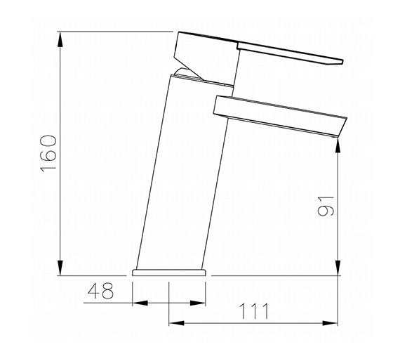 Technical drawing QS-V39370 / AB1351