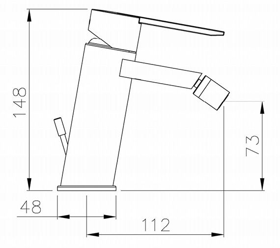 Technical drawing QS-V39372 / AB1355
