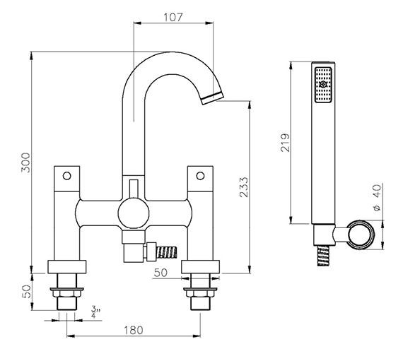 Technical drawing QS-V39385 / AB1186