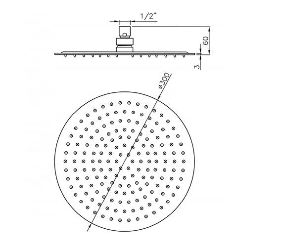 Technical drawing QS-V39420 / AB2431