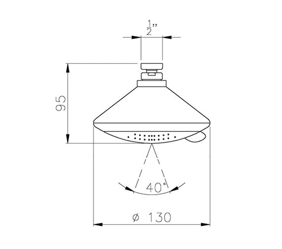 Technical drawing QS-V39442 / AB2412